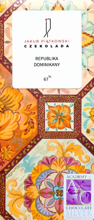 Republika Dominikany 67%